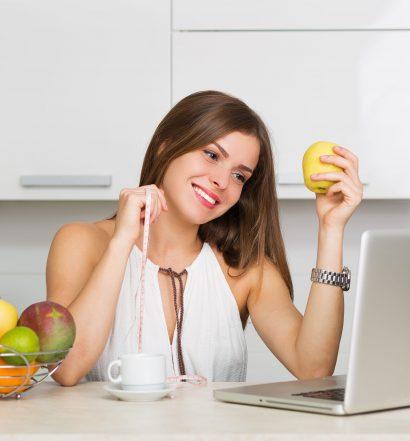 dietetyk z własnym gabinetem