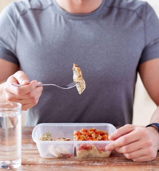 posiłek potreningowy