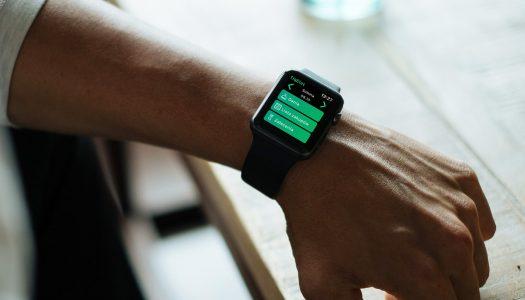 Aplikacja TiqDiet na Apple Watch