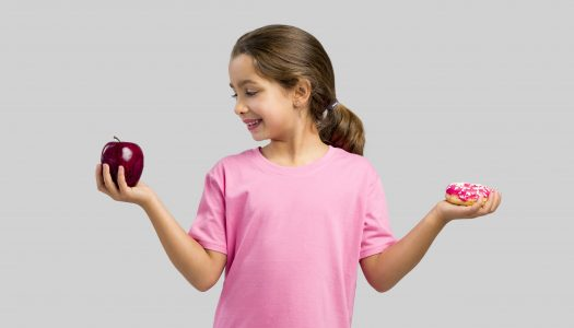 Child's diet – what to focus at?