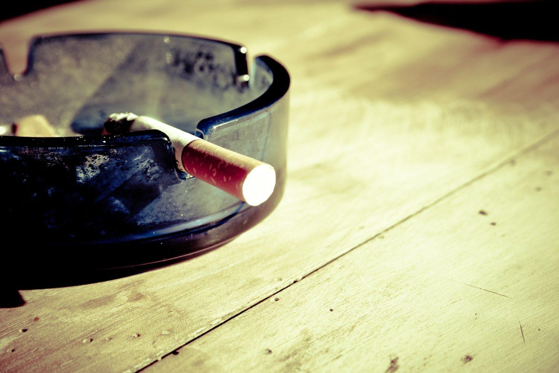 Czy jak rzucę palenie to przytyje