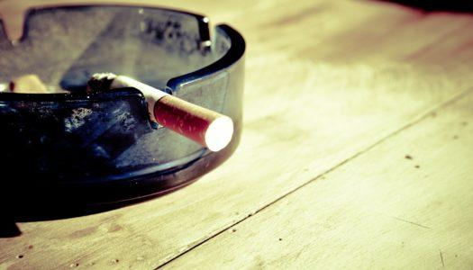 Czy jak rzucę palenie to przytyję?
