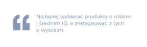produkty o niskim indeksie glikemicznym