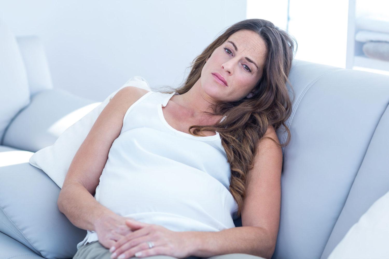 nudności i wymioty w ciąży