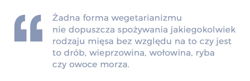 formy wegetarianizmy