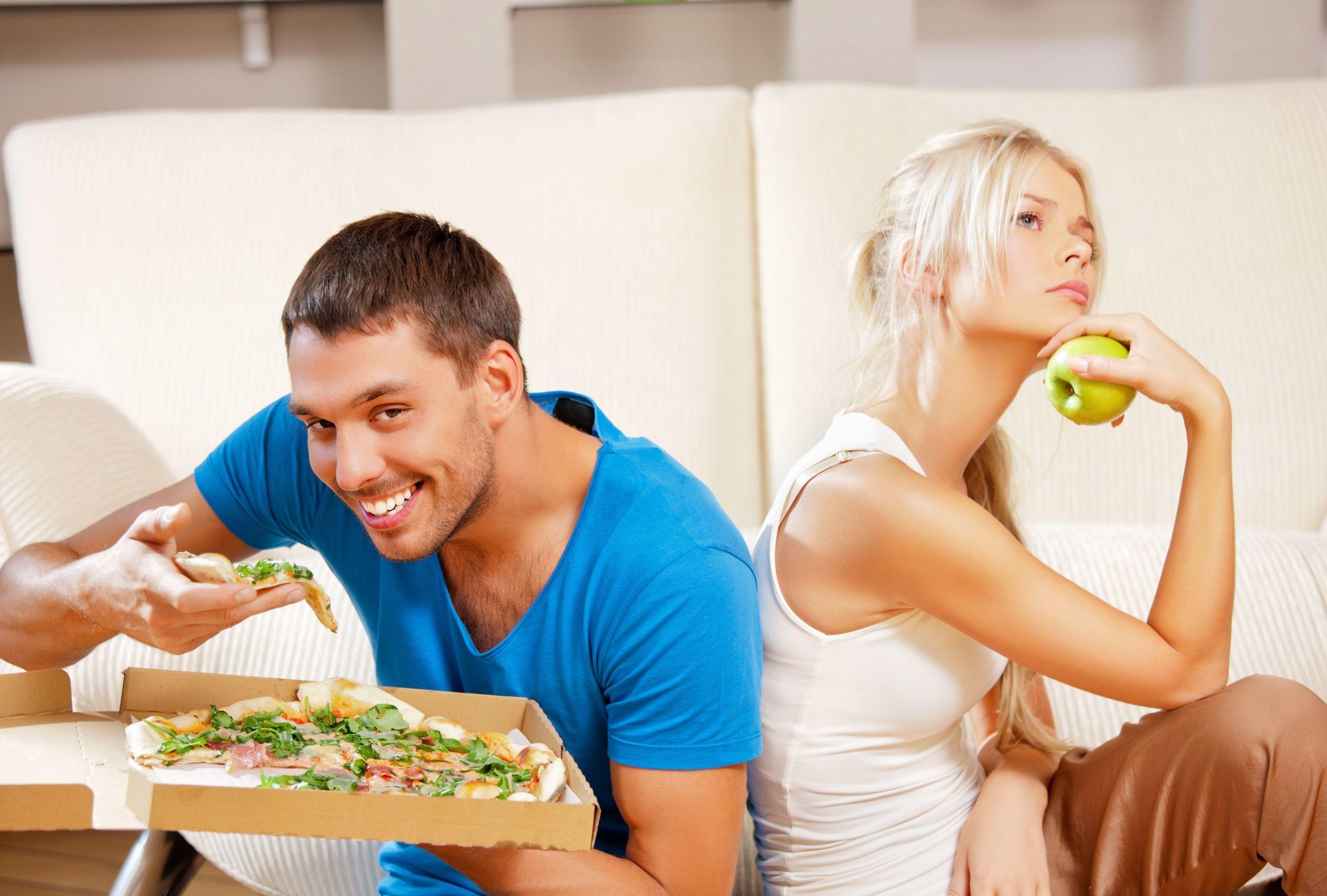 Spowolnienie metabolizmu czyli dlaczego ktoś chudnie więcej?