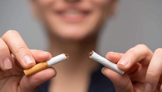 5 wskazówek aby rzucić palenie i nie przytyć
