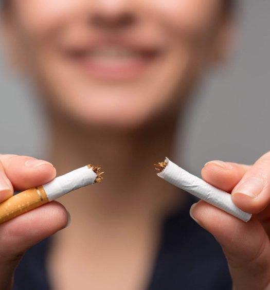 rzucić palenie i nie przytyć