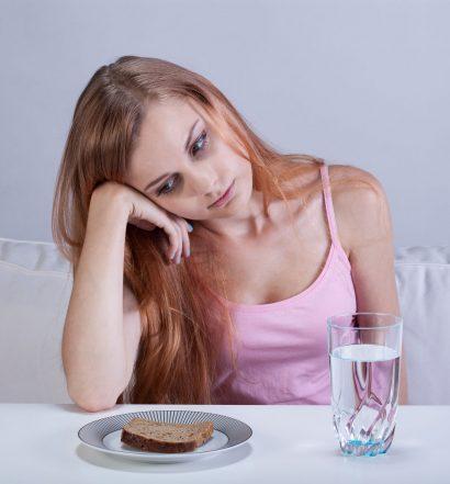 Dieta, a samopoczucie