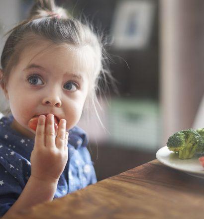 zachęcić dziecko do jedzenia warzyw