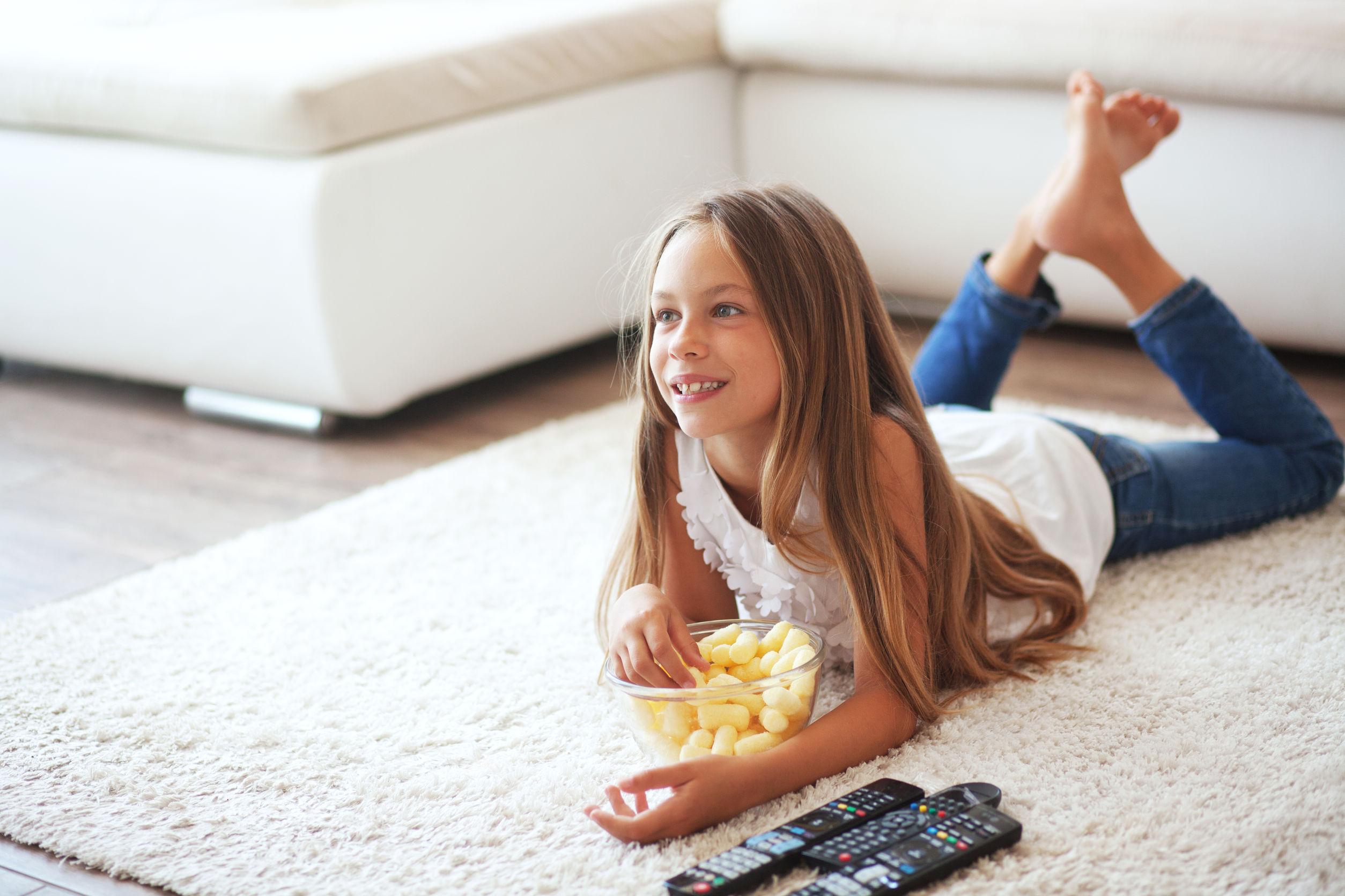 Reklama, a otyłość dzieci